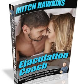 The Ejaculation Coach Premature Ejaculation Training book
